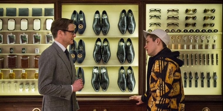"Szenenbild aus ""Kingsman: The Secret Service"" (2014)"