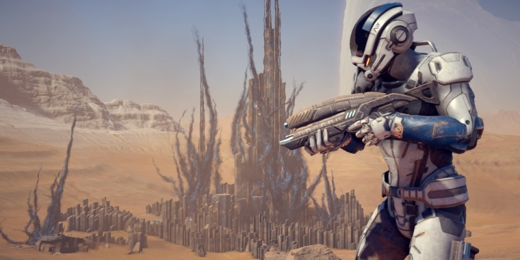 Mass Effect: Andromeda - Soundtrack, Optionen und Freiheit. (2)