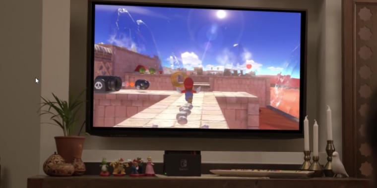 Ist Mario Switch ein Launch-Titel?