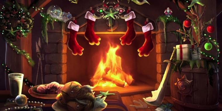 Murloc-Weihnachten: Über 50 besinnliche Minuten MRRGL-Songs im Video