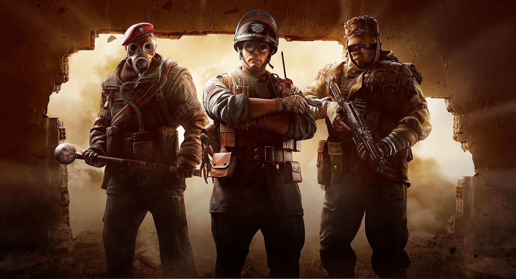 Rainbow Six Siege Test Tipps Videos News Release