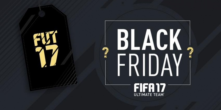 Black Friday in FIFA 17 Ultimate Team-