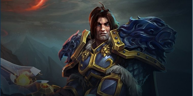 Heroes of the Storm: Varian