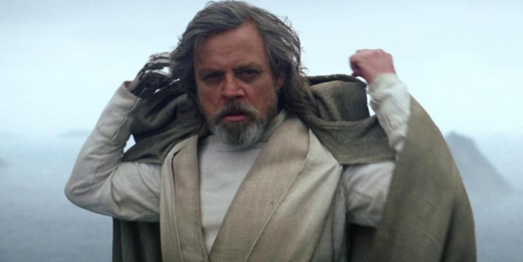 Star Wars: Episode 8: Mark Hamill