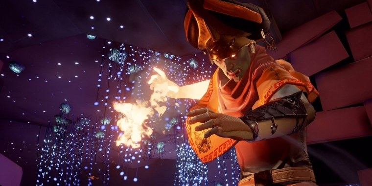Bilder zu Mirage: Arcane Warfare (2)