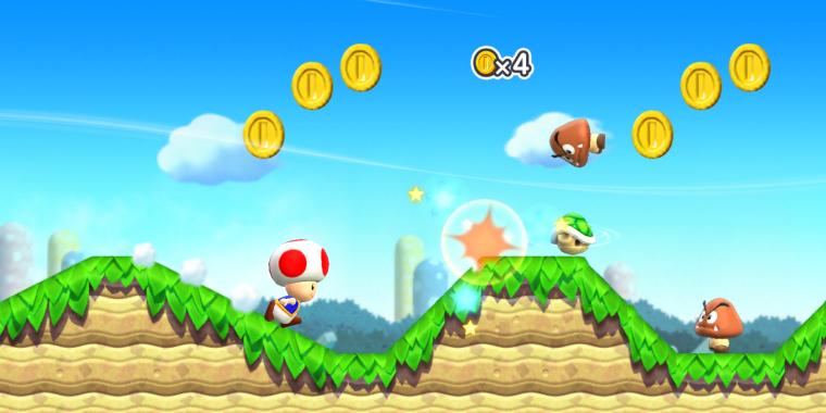 Super Mario Run So Bekommt Ihr 2222 Münzen Geschenkt