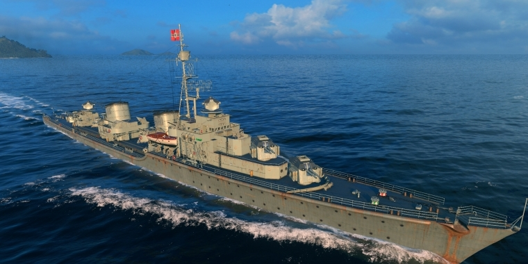 World of Warships: Baldiger Steam-Release mit kleinem Haken