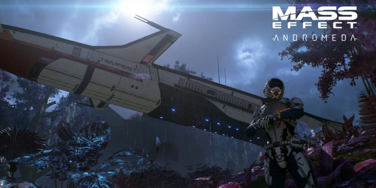 "Mass Effect: Andromeda - SciFi-Reihe große Inspiration für ""Guardians of the Galaxy""-Regisseur. (2)"