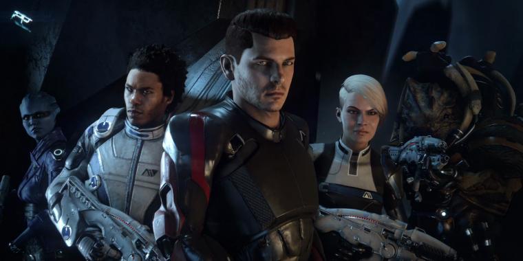 PC-Spieler melden Probleme mit Mass Effect: Andromeda. mass effect: andromeda startet nicht Mass Effect: Andromeda startet nicht mass effect andromeda team pc games b2article artwork