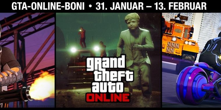 Gta Online Boni