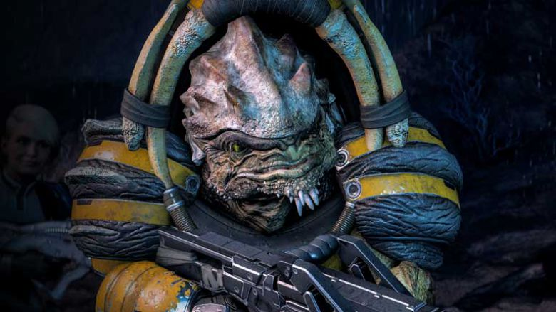 Mass Effect: Andromeda - Entwickler revidiert Softcore