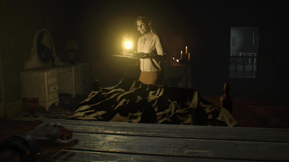 Rätsel Resident Evil 7 Schlafzimmer