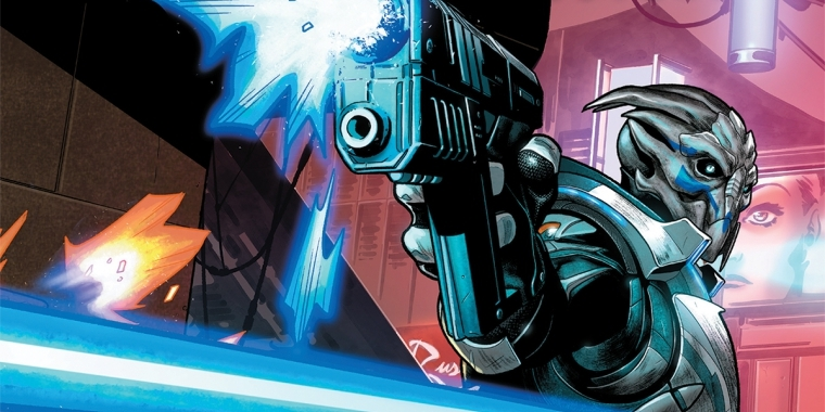 Mass Effect: Discovery - Erster Blick in den Comic zur Andromeda Initiative. (14)