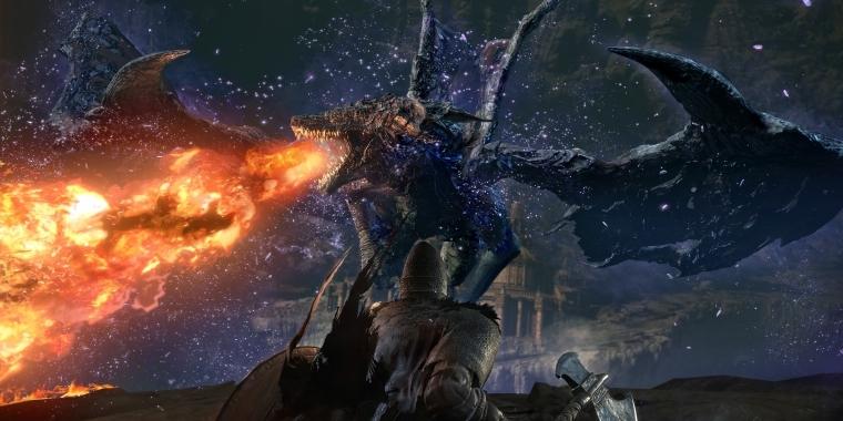 Dark Souls 3: Neues Update bringt PS4 Pro-Support, neue Maps ...