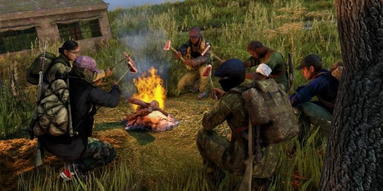 Dayz Zombie Survival Ab Sofort Auf Der Xbox One Spielbar