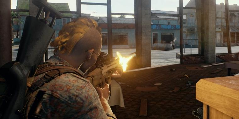 "Battlegrounds Unglaublich Spannend: Playerunknown's Battlegrounds: ""Battle Royale""-Shooter"
