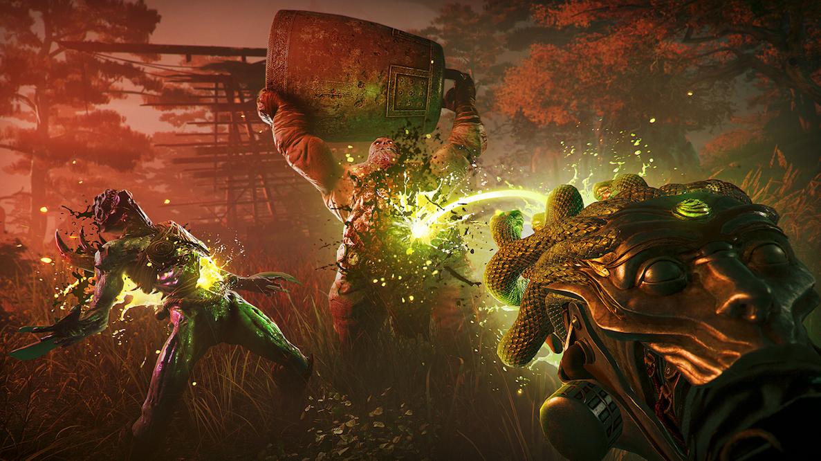Shadow Warrior 2 Release Trailer Gameplay
