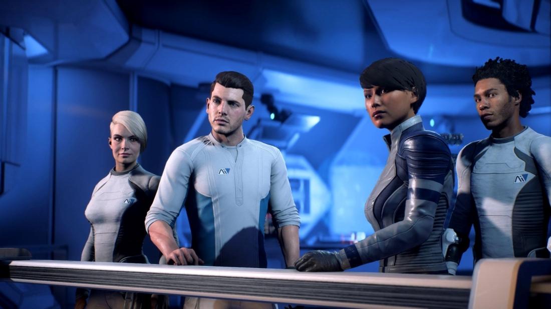 Mass Effect Andromeda Im Test Spielwelt Hubs Kampfsystem