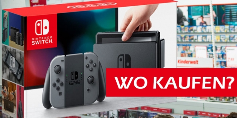 nintendo switch shop