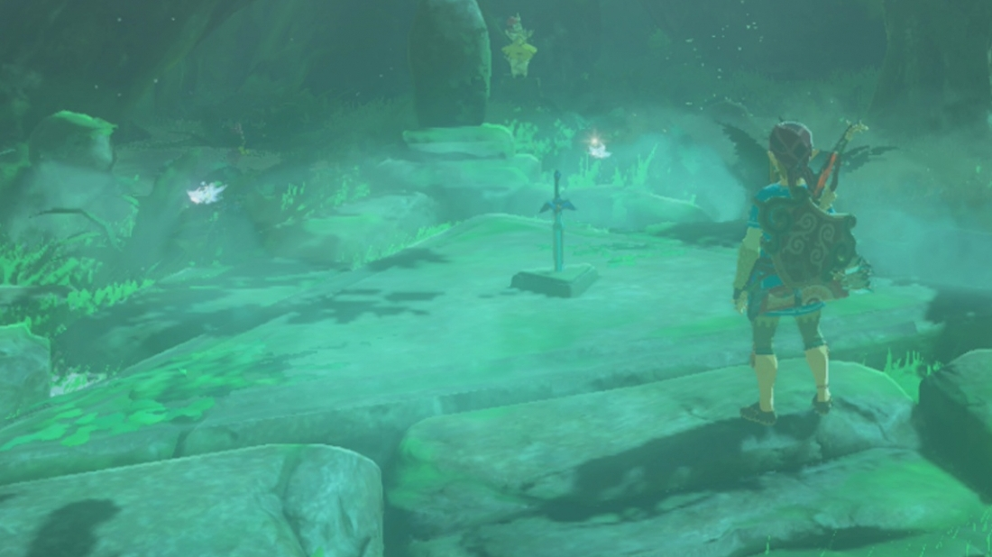 Zelda: Breath of the Wild - Master Schwert finden - Guide