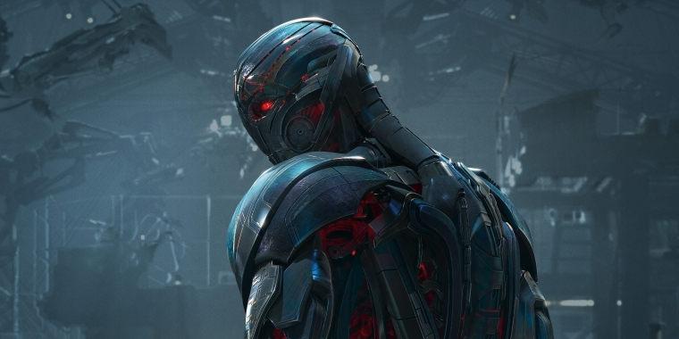 "Ultron in ""Avengers - The Age of Ultron"""