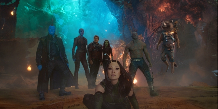"Szene aus ""Guardians of the Galaxy Vol. 2"""