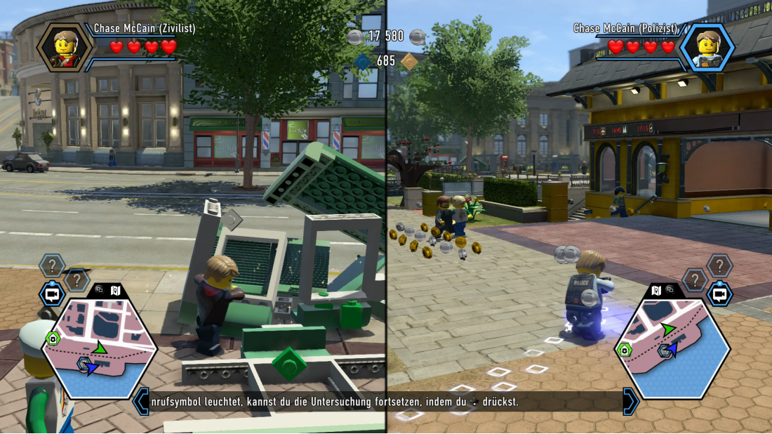 lego city undercover im test f r pc koop modus bietet. Black Bedroom Furniture Sets. Home Design Ideas