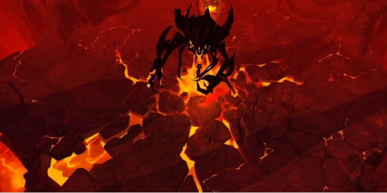 AlbionOnline_Mob2 albion online: die höllentore werden angepasst Albion Online: Die Höllentore werden angepasst Albion Online Hellgate Boss pc games b2article artwork