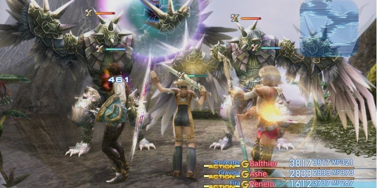 Final Fantasy 12 Story Trailer Zum Ps4 Remaster