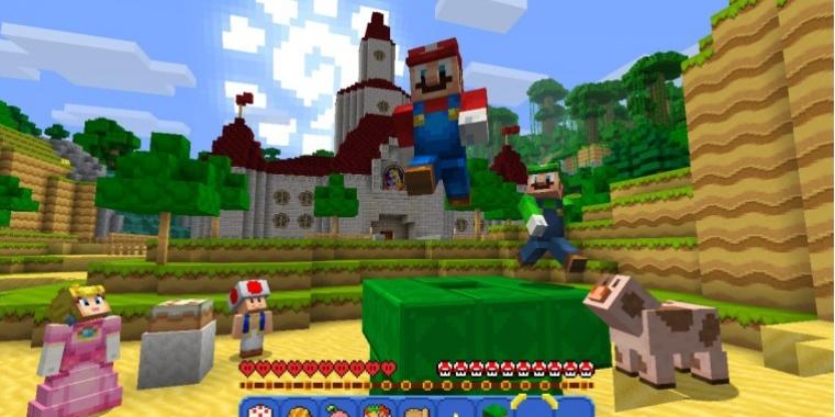 Minecraft Jetzt Auch Für Nintendo Switch Aber Nur In PAuflösung - Minecraft gemeinsam spielen