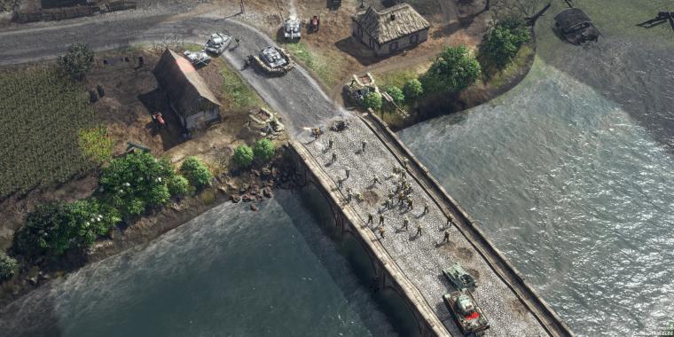 Sudden Strike 4: Bisher größter DLC