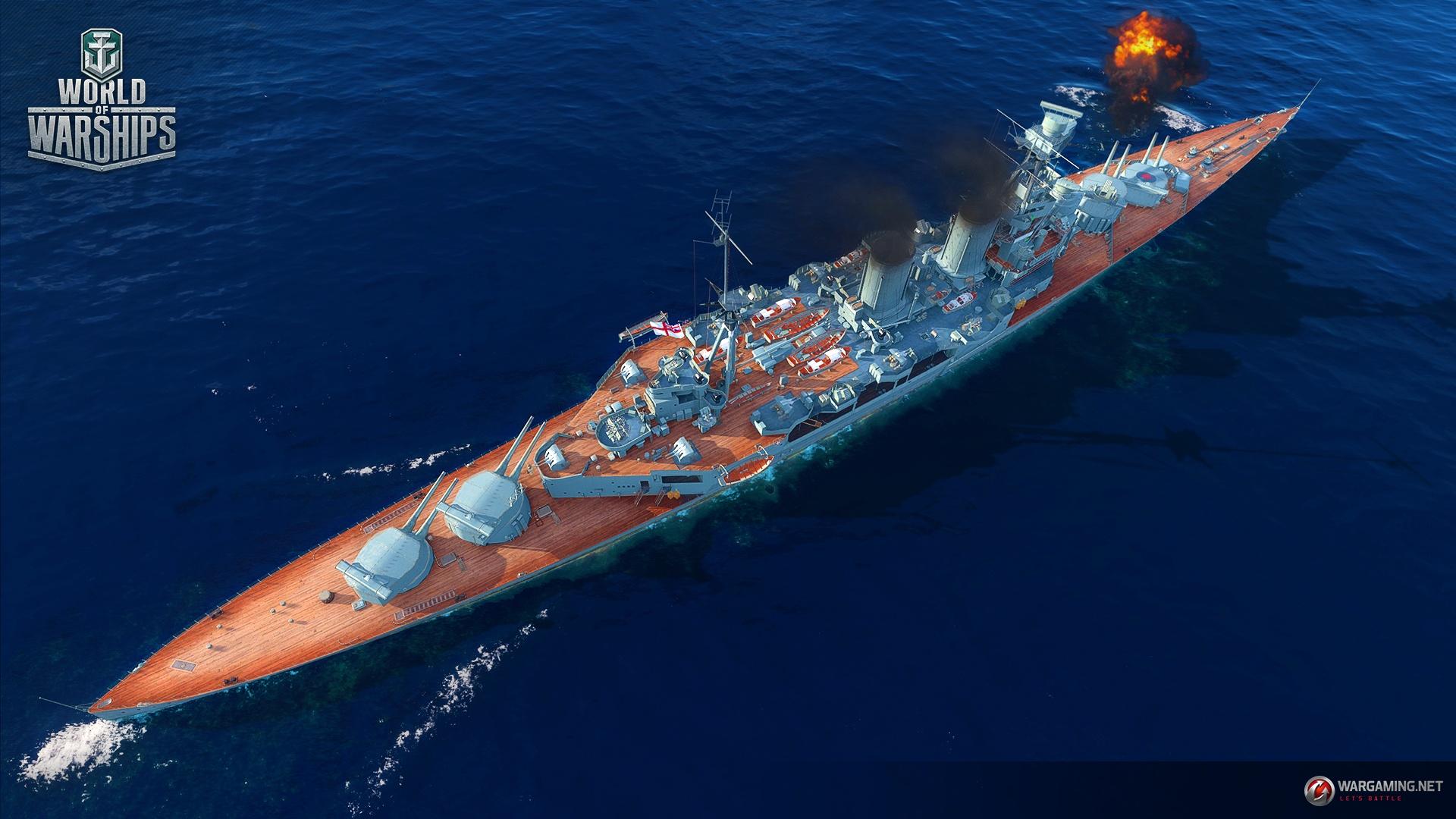 World of warships release date in Australia