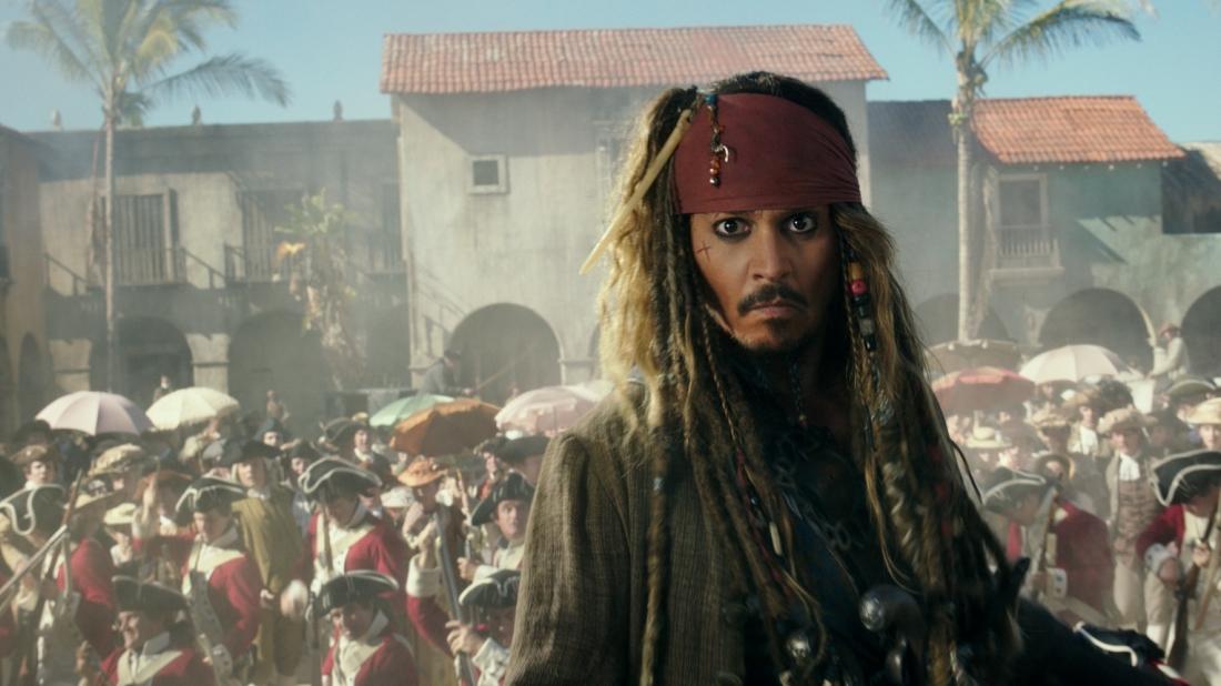 Ein Mann Mit Vielen Gesichtern Johnny Depp Im Wandel Der Zeit