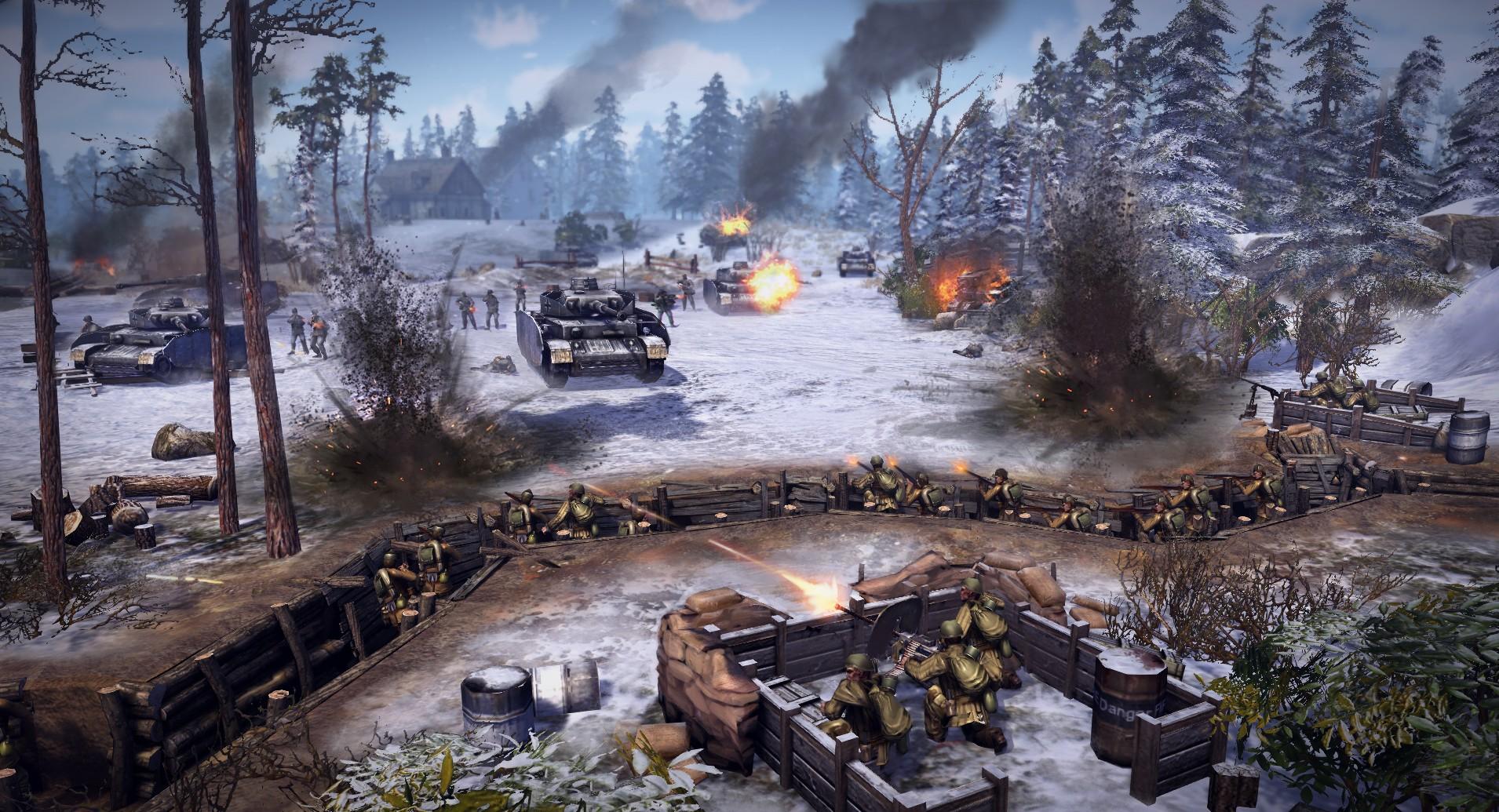 Blitzkrieg 3 Test Tipps Videos News Release Termin