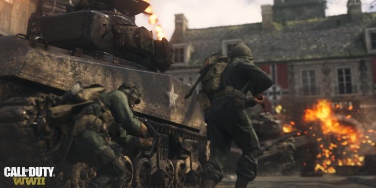 Die Entwickler von Call of Duty: WW2 haben einige Änderungen an der Beta vorgenommen. (2)