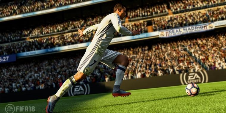 FIFA 18: Neue Flanken-Steuerung im Video
