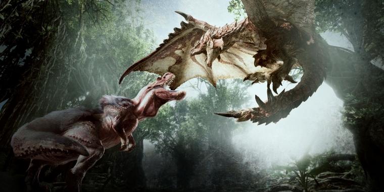 1f22ed75632 Monster Hunter World  Releasetermin und Systemanforderungen der PC-Version  bekannt