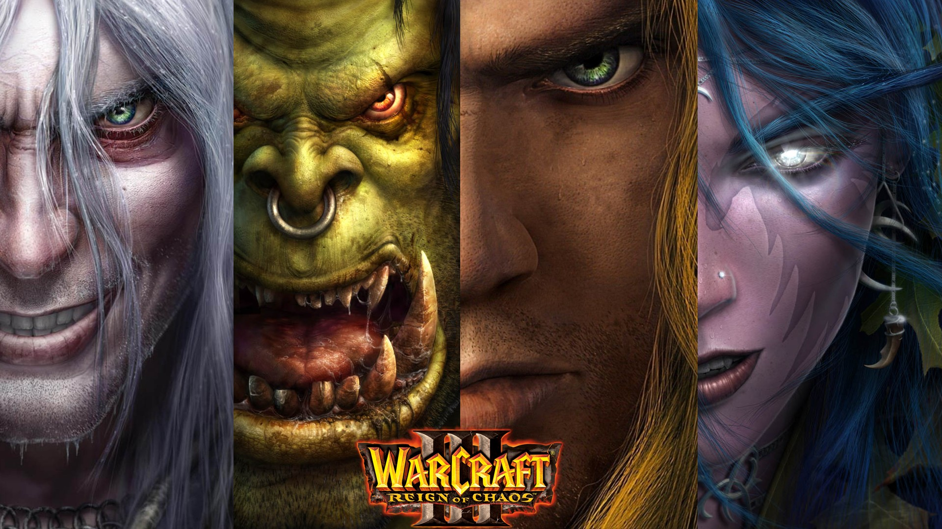 warcraft 3 reign of chaos test tipps videos news release termin. Black Bedroom Furniture Sets. Home Design Ideas