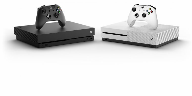 neues xbox one s update
