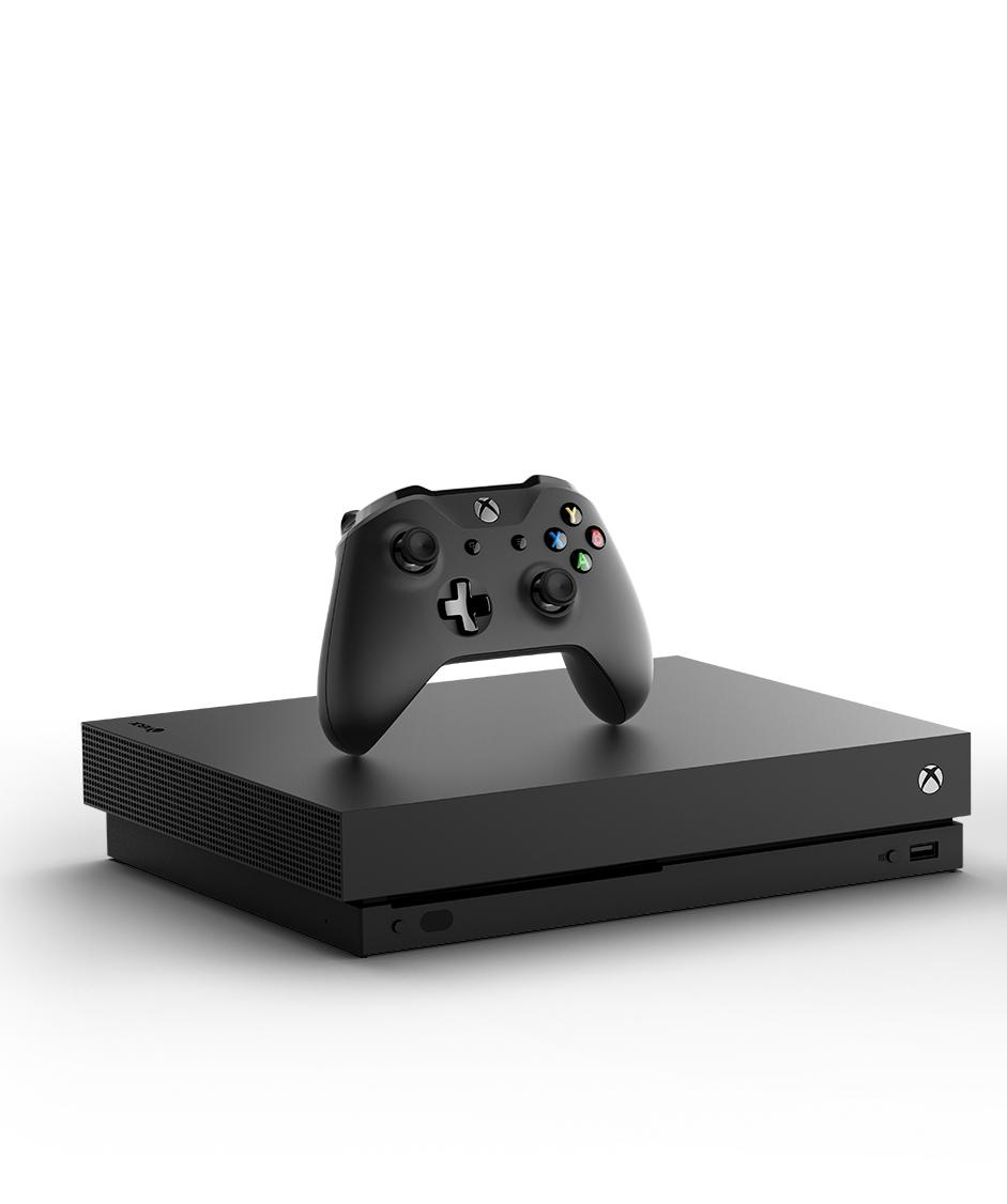 Xbox One X Soll Sich Auch Ohne 4k Fernseher Lohnen