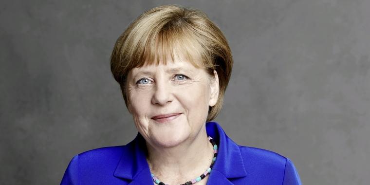 Angela Merkel eröffnet Gamescom 2017