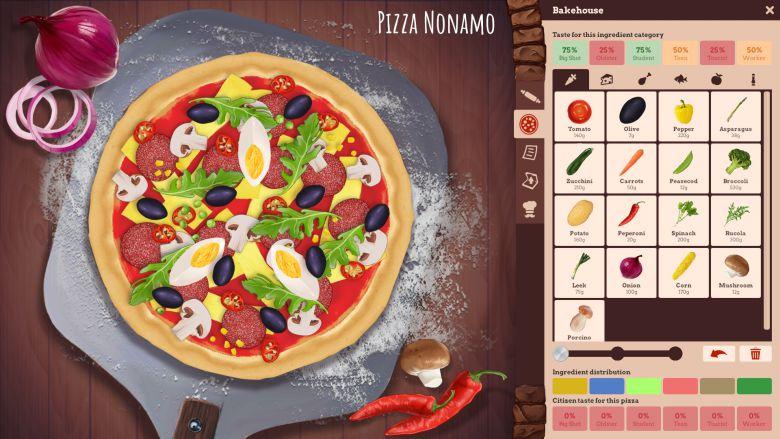pizza backen spiele
