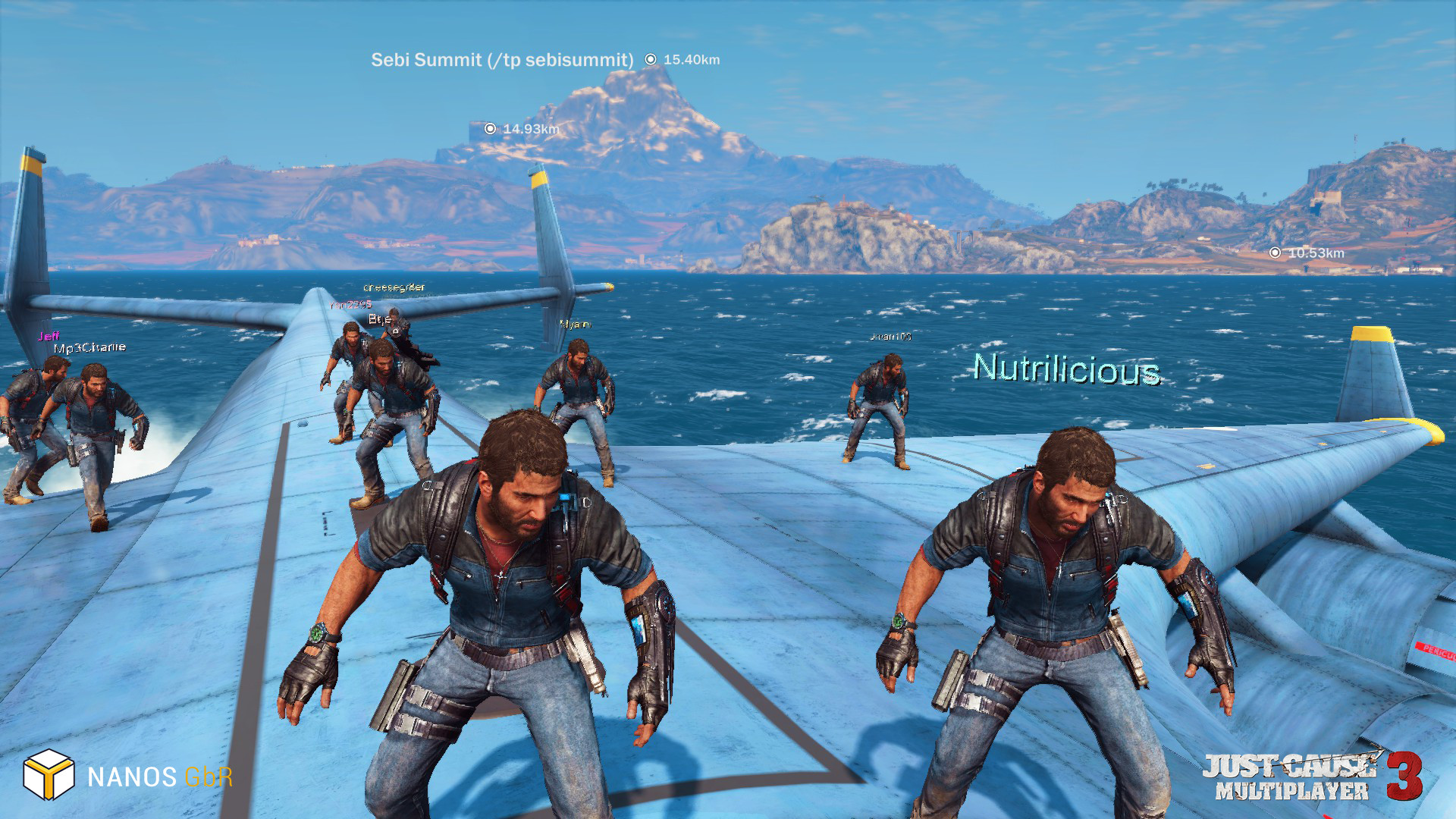 Just Cause 3 Test Tipps Videos News Release Termin Sony Ps4 Gold Edition Quelle Nanos Gbr