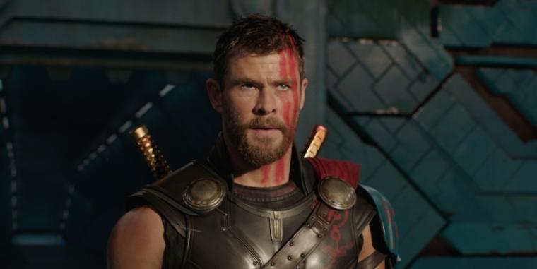avengers: infinity war - thor-darsteller mit seitenhieb an dwayne