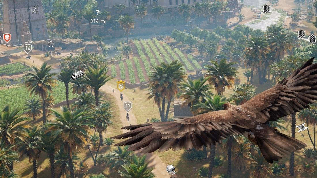 Assassin's Creed Origins: Vorschau aufs RPG-System