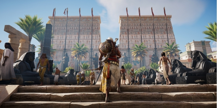 Assassin's Creed Origins - Video: So funktioniert das ...