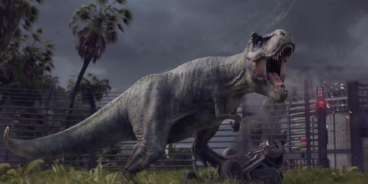Jurassic World Evolution Das Alles Steckt Im Neuen DinoSpiel Mit - Minecraft dinosaurier spiele