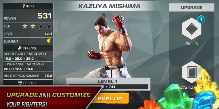 Tekken Mobile: Bandai Namco kündigt Ableger für iOS und Android an
