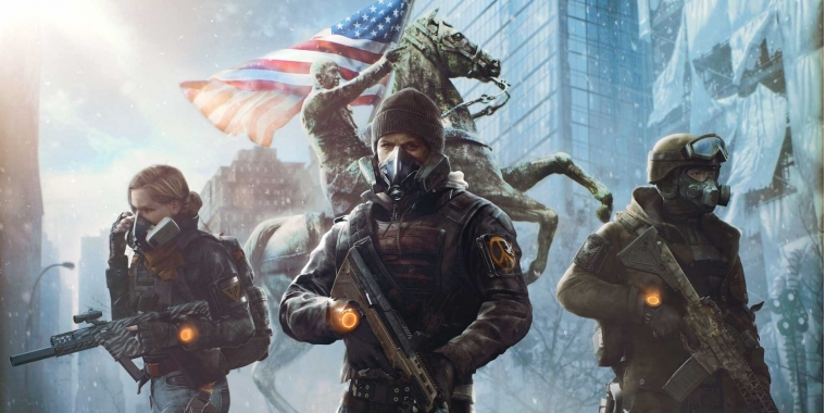 the division pc tipps