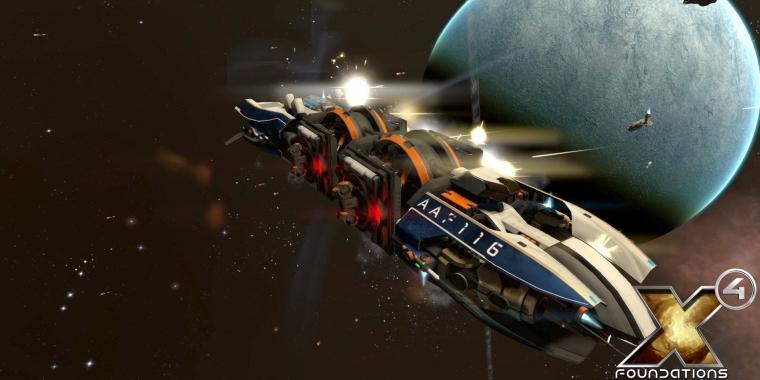 X4: Foundations - Das steckt im umfangreichen Update 2 0